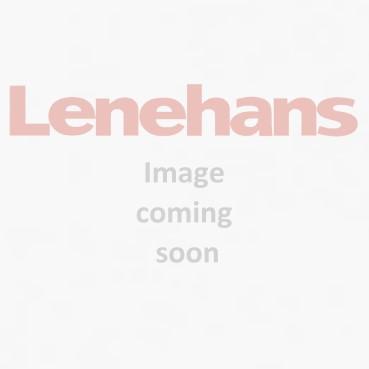 Ashley 5pc Transparent Removable Metal Swivel Hooks