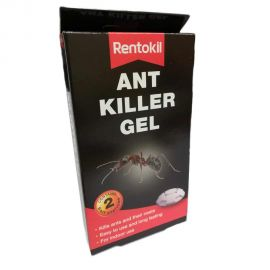 Rentokil Ant Killer Gel - Contains 2 Bait Stations