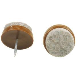 Nail Glide  29mm x 10mm Brown (Each)
