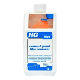 HG Tiles Cement Grout Film Remover - 1L (No.11)
