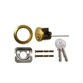 Era Replacement Cylinder (Dia) 32.5mm x (L) 80mm Finish: Brass