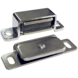 Magnetic Catch Chrome