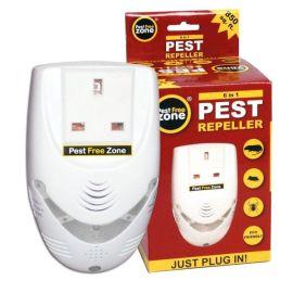 6 In 1 Ultrasonic Pest Repeller