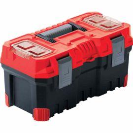 Black / Red Tool Box - 50cm