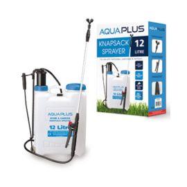 AquaPlus Knapsack Sprayer 12L