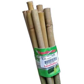 SupaGarden Bamboo Canes Pack Of 10 - 6 Ft