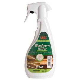 Barrettine Woodworm Killer Spray - 500ml