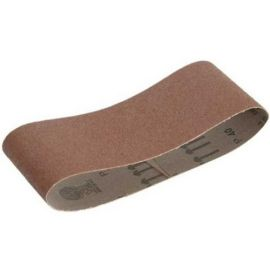 75mm X 457mm Cloth Belts Medium (pack of 3)