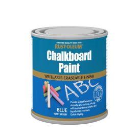 Rust-Oleum Chalkboard Paint Blue Matt 750ml