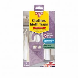 Zero In Clothes Moth Trap - Pack of 2