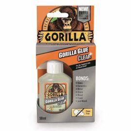 Gorilla Crystal Clear Glue - 50ml
