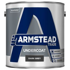 5lt Armstead Trade Undercoat Black