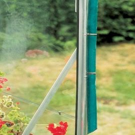 Downpipes for Eden Greenhouses - Pack of 2