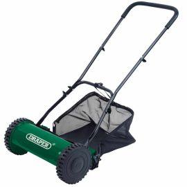 Draper Hand Lawnmower - 38cm