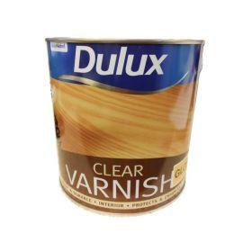 Dulux Clear Gloss Varnish - 2.5L
