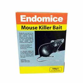 Endomice Mouse Killer Bait - 5 x 20g Sachets