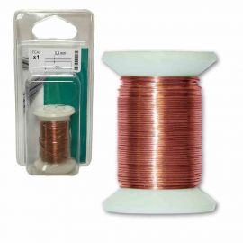 Chapuis FCA2 Copper Tying Wire - 30m X 0.4mm