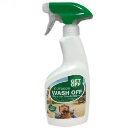 Get Off Outdoor Cat & Dog Wash Off Cleaning Neutraliser - 500ml
