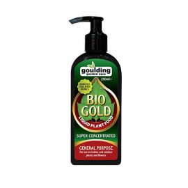 Goulding Bio Gold Liquid Plant Food - 250ml