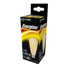 Energizer 5W LED Gold Filament B22 Lightbulb