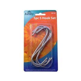 Ashley 5 Piece S Hook Set