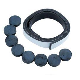 Securpak Magnets And Magnetic Strip Set