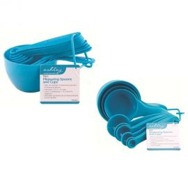 Ashley 10pc Measuring Spoons & Cups