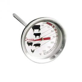 Metaltex Meat Dial Thermometer - 50mm