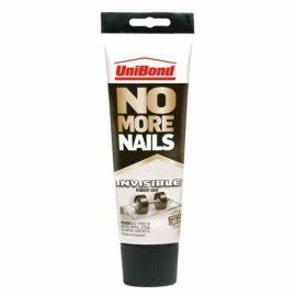 UniBond No More Nails Invisible Self Adhesive - 184g