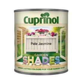 Cuprinol Garden Shades Paint - Pale Jasmine 2.5L