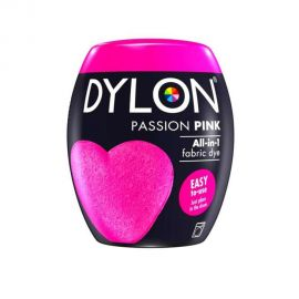 Dylon All-In-One Fabric Dye Pod - 29 Passion Pink