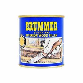 Brummer Stopping Interior Wood Filler - Pine 250g