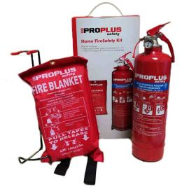 ProPlus Home Fire Safety Kit