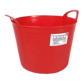 Red Rhino 40L Flexi Bucket
