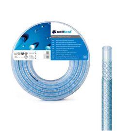 Cellfast® Reinforced Clear PVC Multipurpose Hose - 10 x 3mm - Price Per Metre