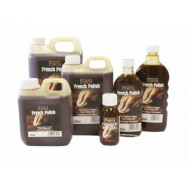 Rustins French Polish - Brown & Clear