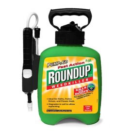 Roundup® Pump 'n Go Ready To Use Weedkiller - 2.5L