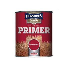 Johnstones Anti-Rust Metal Primer - 750ml