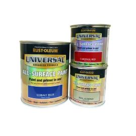 Rust-Oleum Universal All-Surface Paint - Paint and Primer In One