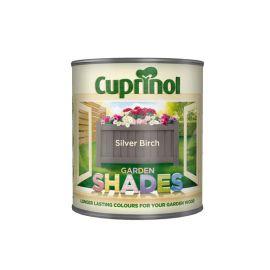 Cuprinol Garden Shades Paint - Silver Birch 1L