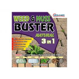 Weed & Moss Buster Natural - 1L