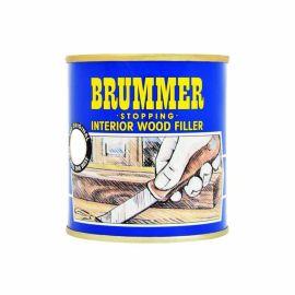 Brummer Stopping Interior Wood Filler - White 250g