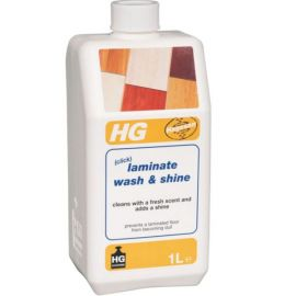 HG Laminate Wash & Shine Gloss Cleaner - 1L (No.73)