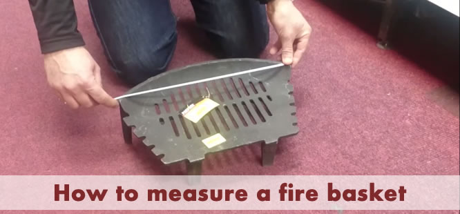 Fire Basket measurement