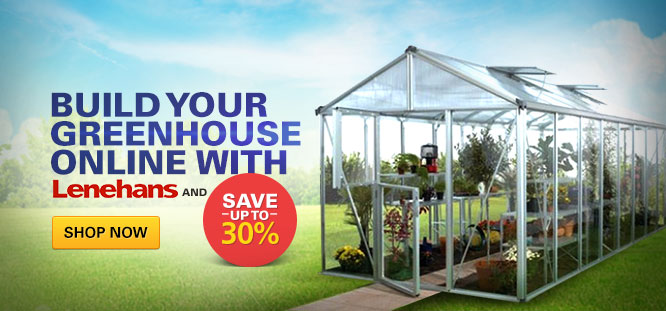 Build your greenhouse online