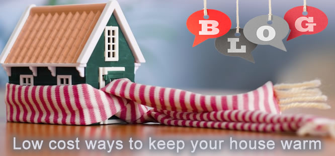 Low cost ways to heat your home