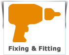Fixing & Fitting