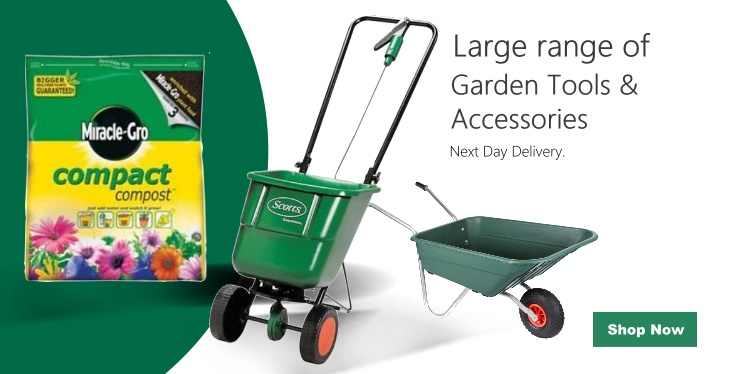 Large range of Garden Accessories at Lenehans.ie